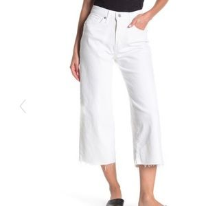 Levi's Mile High Cropped Wide Leg
